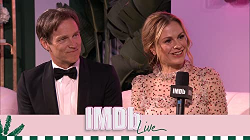 "Anna Paquin and Stephen Moyer Introduce Us to ""Flack"""