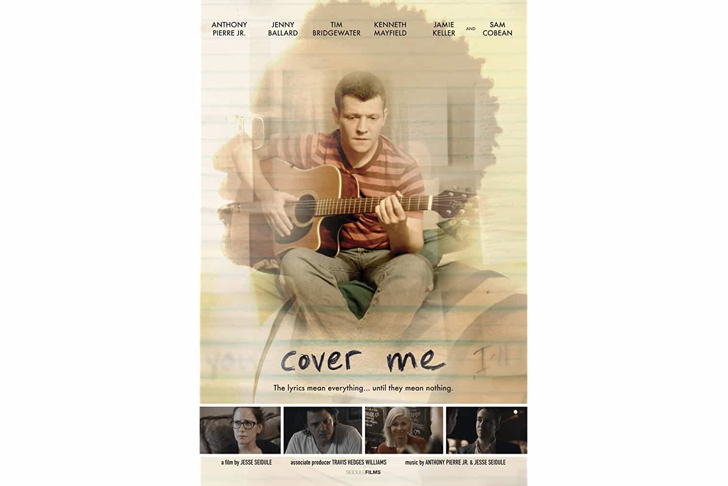 Cover Me (2018)