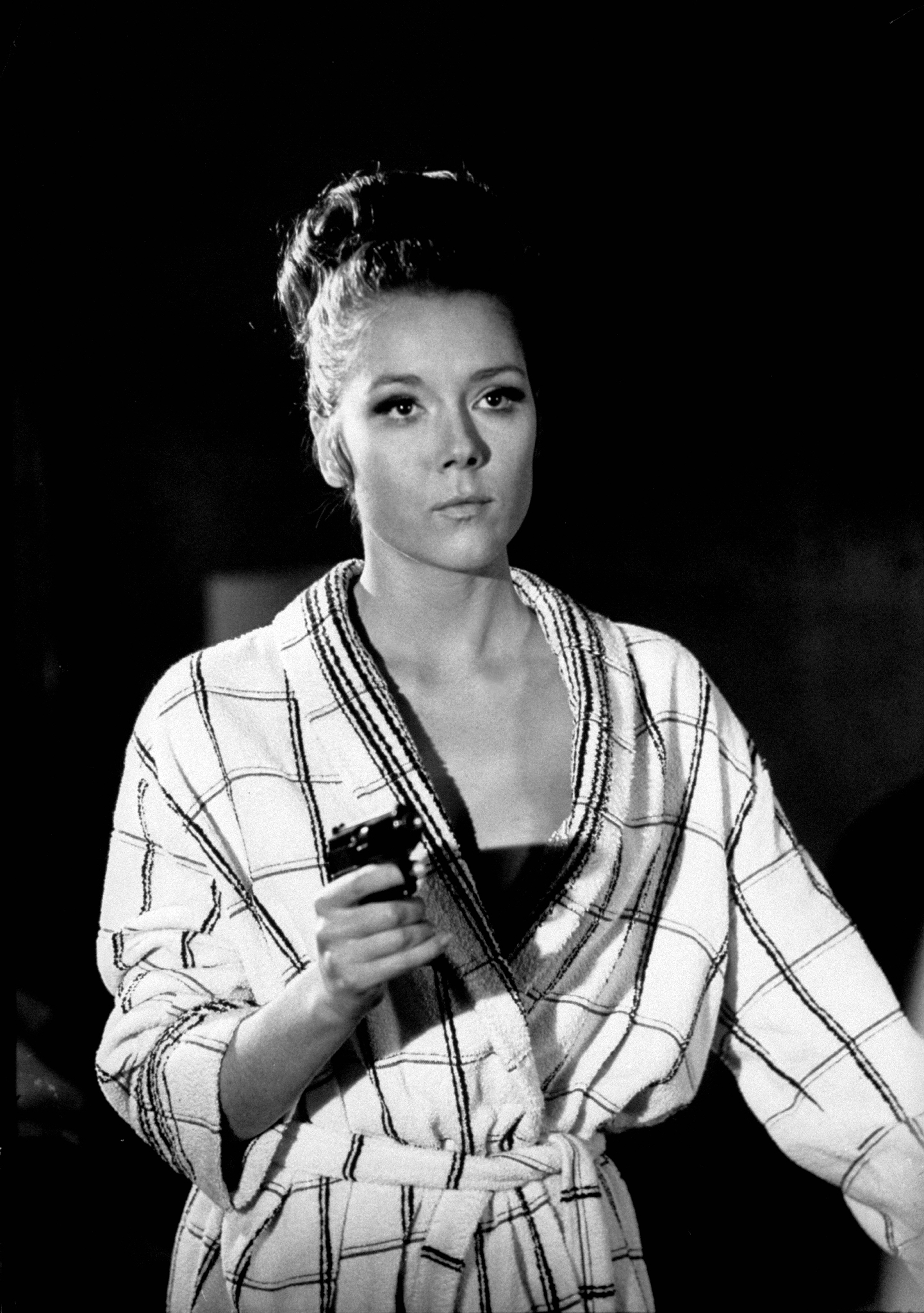 Diana Rigg in On Her Majesty's Secret Service (1969)