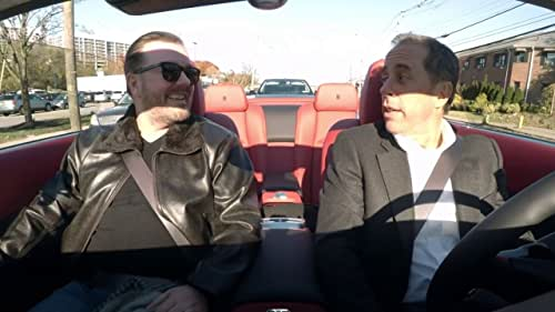Comedians In Cars Getting Coffee: Ricky Gervais
