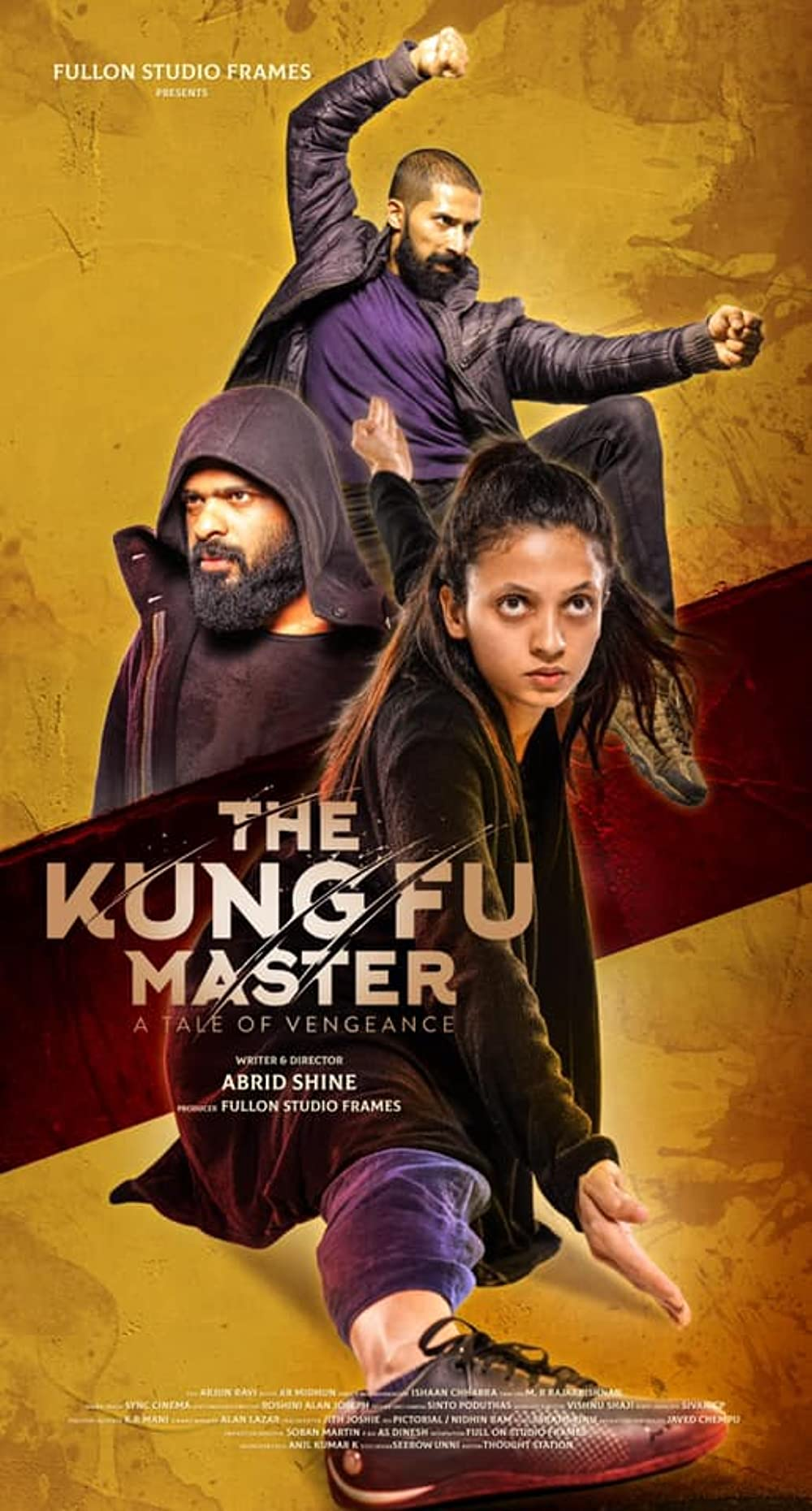 Download The Kung Fu Master 2020 Hindi Dual Audio 480p HDTVRip 400MB