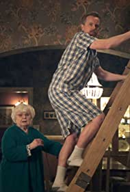 David Hornsby and June Squibb in Jeff (2019)