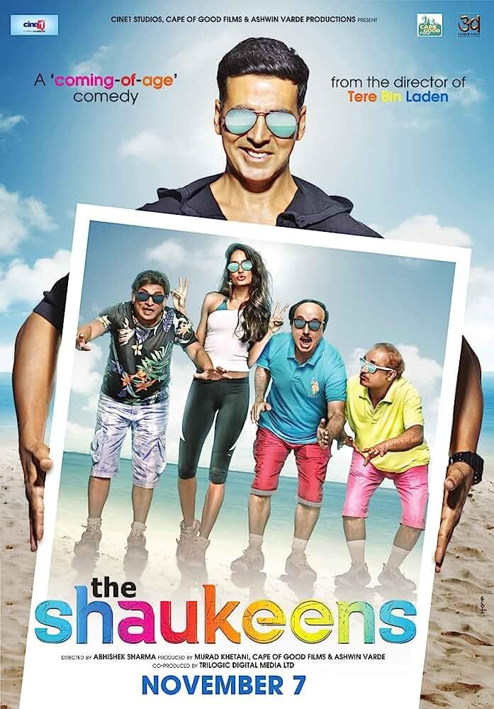 Download The Shaukeens (2014) Hindi 480p | 720p HDRip