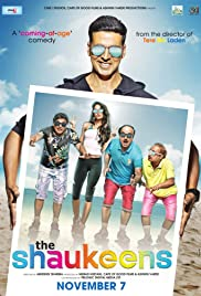 The Shaukeens Poster