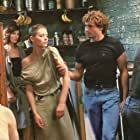 David Jalil, Mia Nygren, and Deborah Power in Emmanuelle IV (1984)
