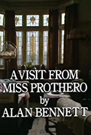 A Visit from Miss Prothero Poster