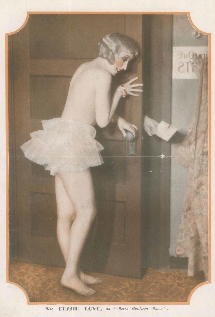 Bessie Love in Chasing Rainbows (1930)