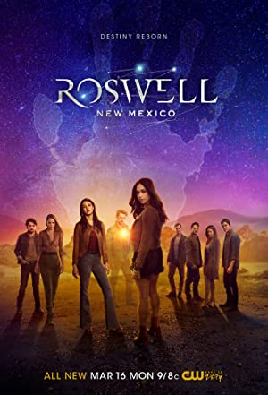 View Roswell, New Mexico - Season 1 TV Series poster on Fmovies