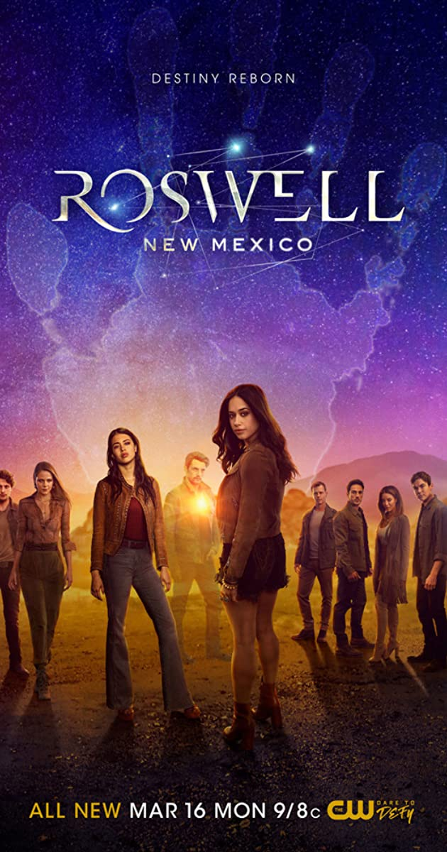 Download Roswell, New Mexico or watch streaming online complete episodes of  Season 1 in HD 720p 1080p using torrent
