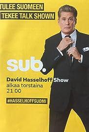 David Hasselhoff Show Poster