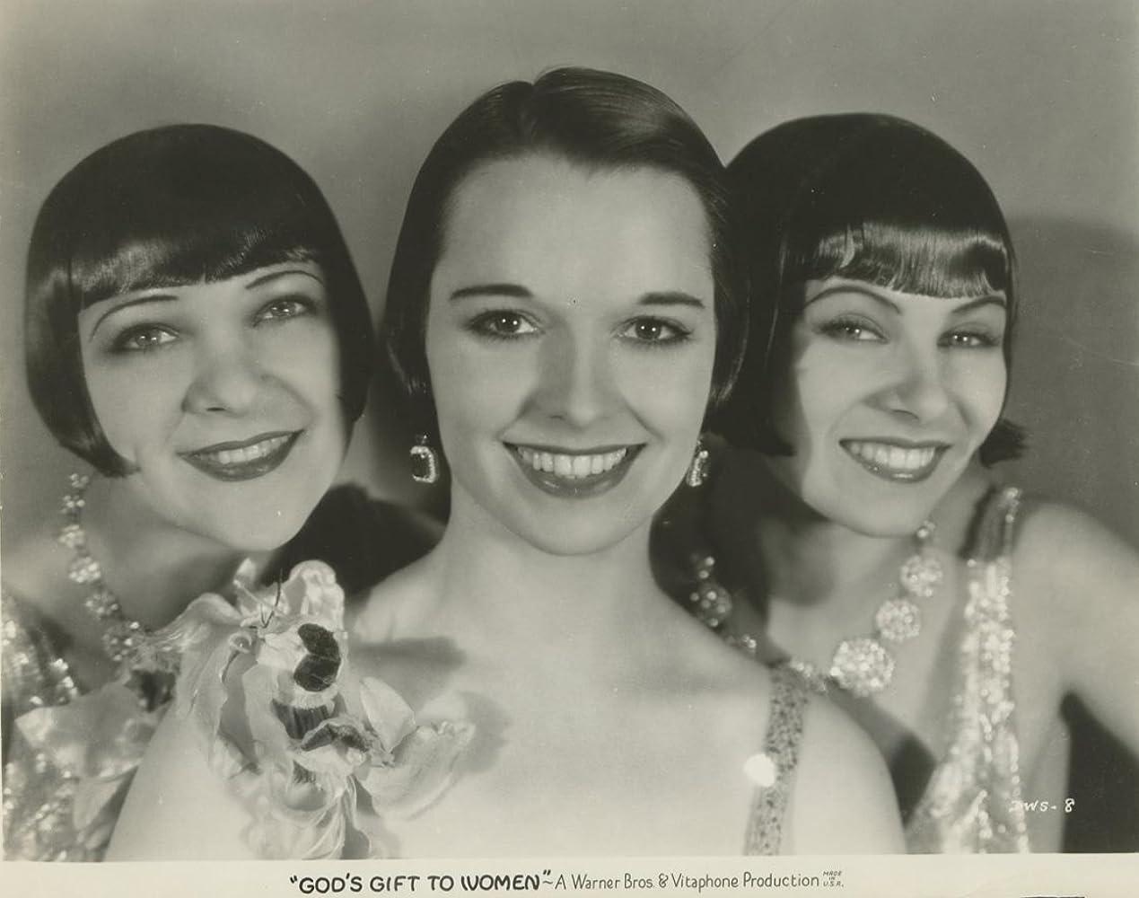 God's Gift To Women 1931