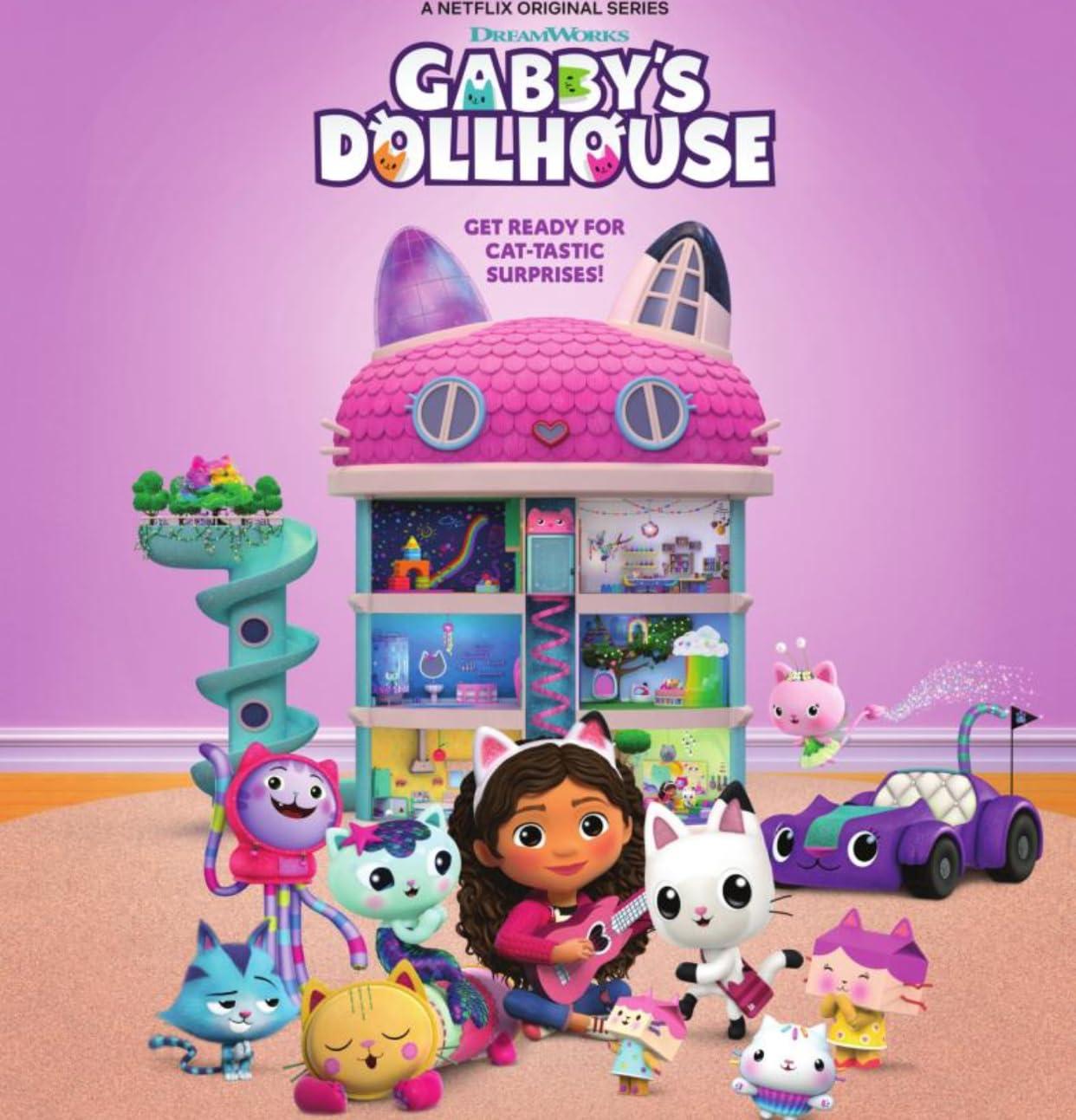 蓋比的娃娃屋   awwrated   你的 Netflix 避雷好幫手!