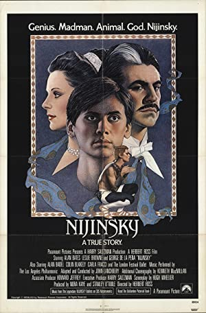 Where to stream Nijinsky