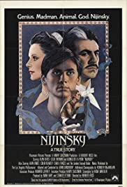 Nijinsky (1980) Poster - Movie Forum, Cast, Reviews