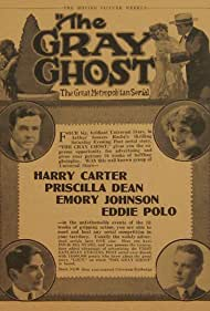 Harry Carter, Priscilla Dean, Gypsy Hart, Emory Johnson, and Eddie Polo in The Gray Ghost (1917)
