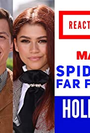 REACTION from STARS on MAKING OF: Spider-Man: Far From Home - Tom Holland, Jake Gyllenhaal, Zendaya Poster