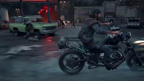 Days Gone Trailer