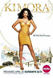 Kimora: Life in the Fab Lane Poster
