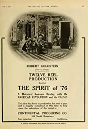 The Spirit of '76 Poster