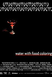 Water with Food Coloring Poster