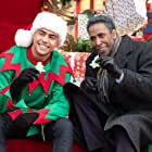 Ron Cephas Jones and Quincy Brown in The Holiday Calendar (2018)