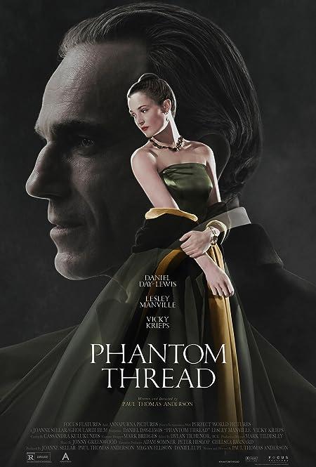 Phantom Thread (2017) Dual Audio [Hindi+English] Blu-Ray – 480P | 720P – x264 – 400MB | 1.1GB – Download With Subtitle