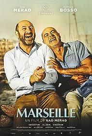 Patrick Bosso and Kad Merad in Marseille (2016)