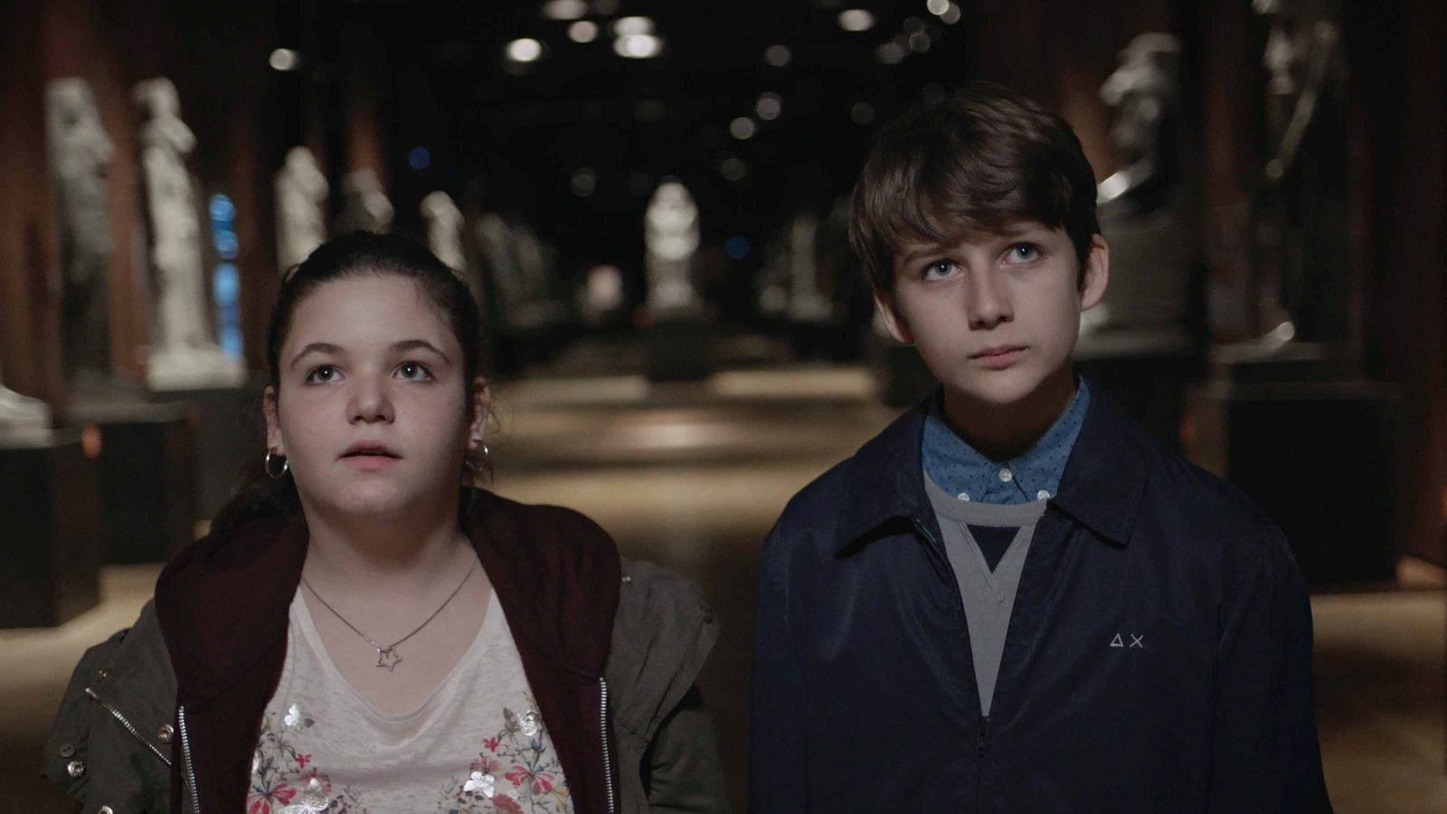 Francesca Giordano and Yan Shevchenko in Bene ma non benissimo (2018)