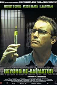 Jeffrey Combs, Jason Barry, and Elsa Pataky in Beyond Re-Animator (2003)