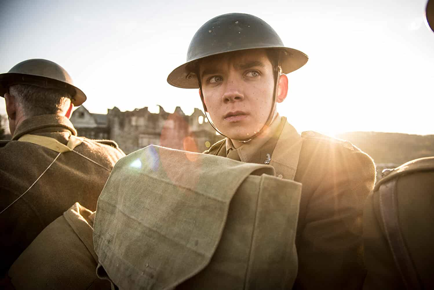 Asa Butterfield in Journey's End (2017)