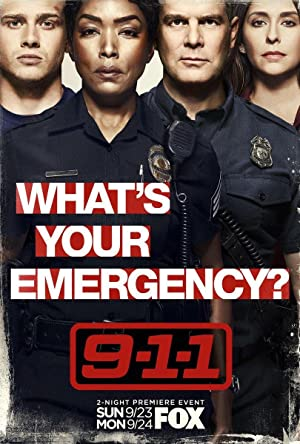 9-1-1 TV Poster