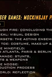 Pawns No More: Making the Hunger Games: Mockingjay Part 2 Poster