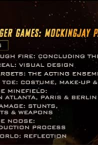 Primary photo for Pawns No More: Making the Hunger Games: Mockingjay Part 2