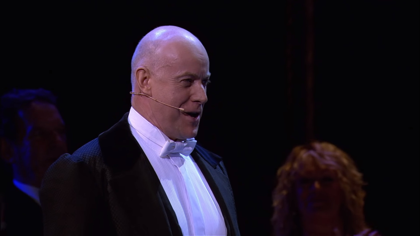Anthony Warlow in The Phantom of the Opera at the Royal Albert Hall (2011)