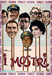 The Monsters Poster