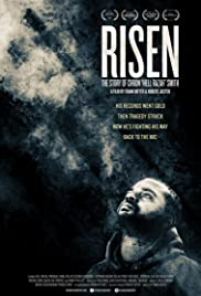Risen: The Story of Chron 'Hell Razah' Smith Poster