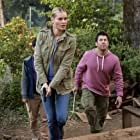 Rebecca Romijn and Christian Kane in The Librarians (2013)