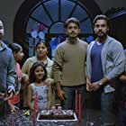Vinay Forrt, Prem Praveen, Tovino Thomas, and Anu Mohan in 7th Day (2014)