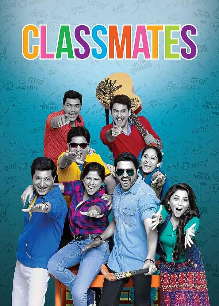 Classmates (2015) Marathi 720p HDRip 740MB -request