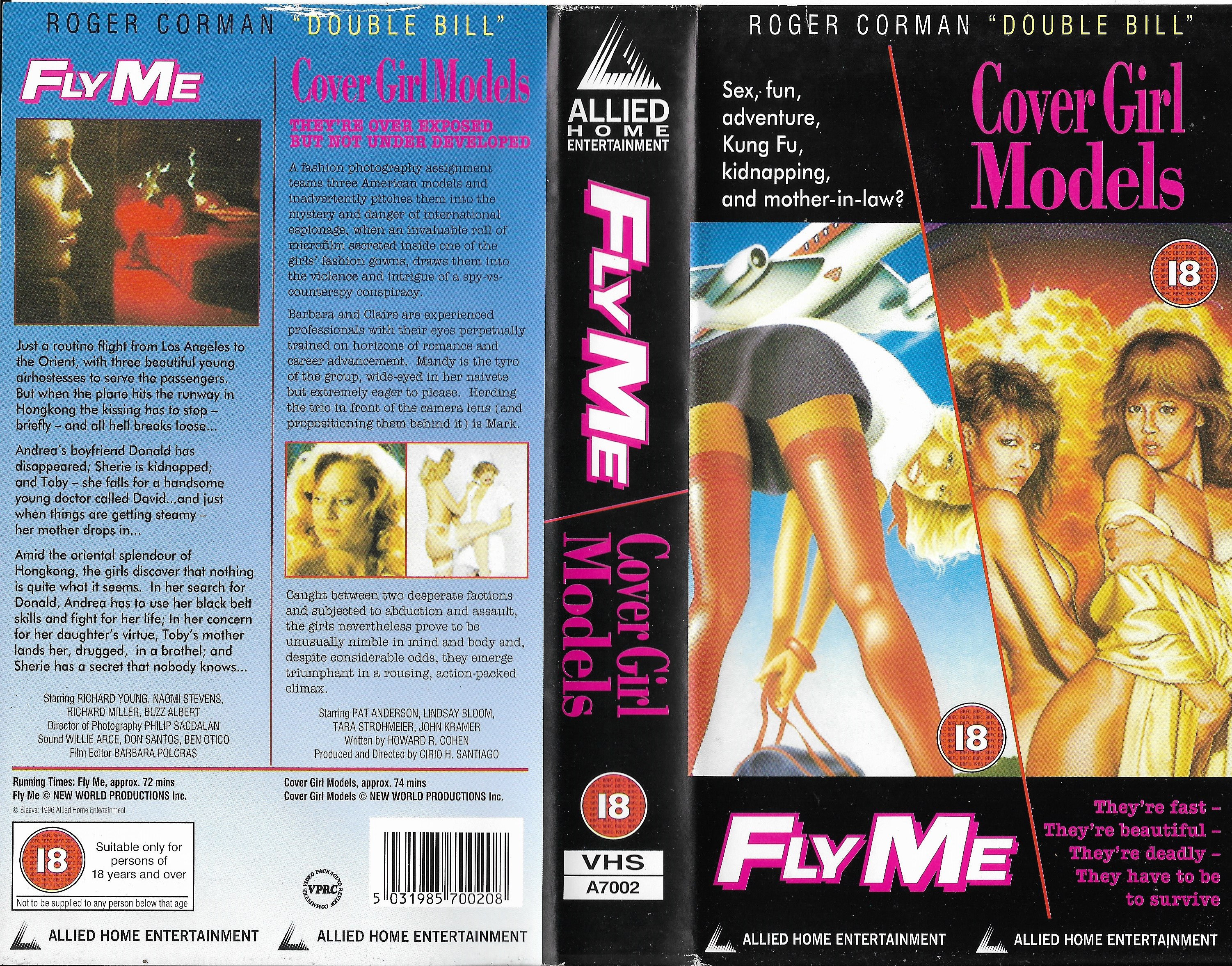 Fly Me (1973)