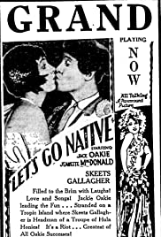 Let's Go Native Poster