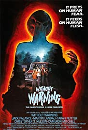 Without Warning (1980) Poster - Movie Forum, Cast, Reviews