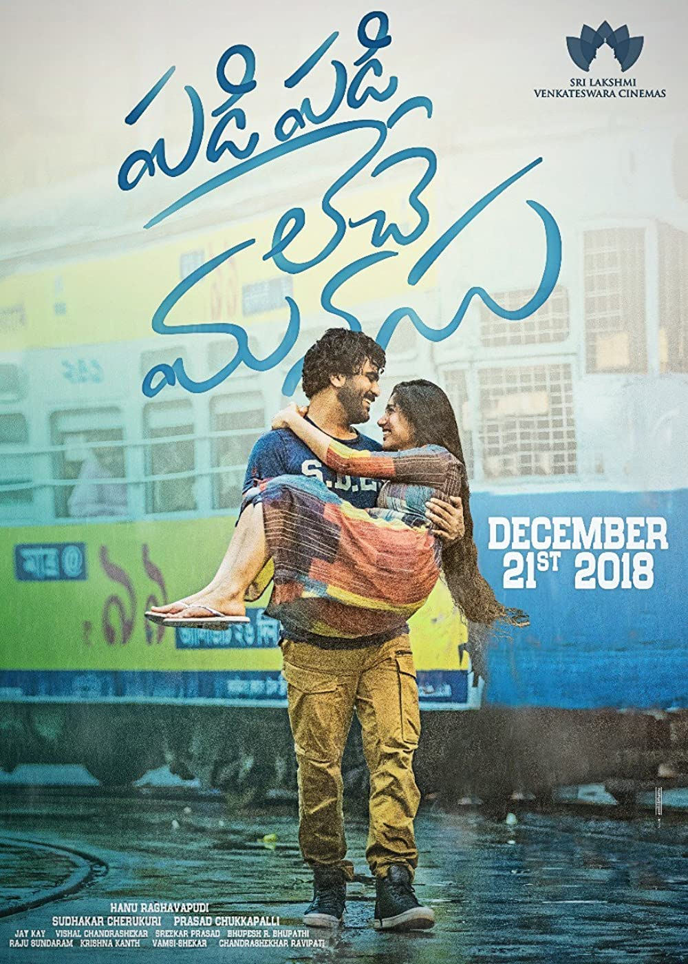 Padi Padi Leche Manasu 2018 Dual Audio 1080p UNCUT HDRip [Hindi ORG + Telugu] ESubs