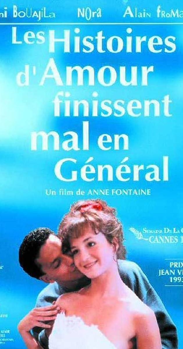 Les Histoires D Amour Finissent Mal En General 1993 Imdb