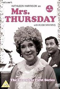 Primary photo for Mrs Thursday