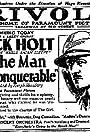 The Man Unconquerable