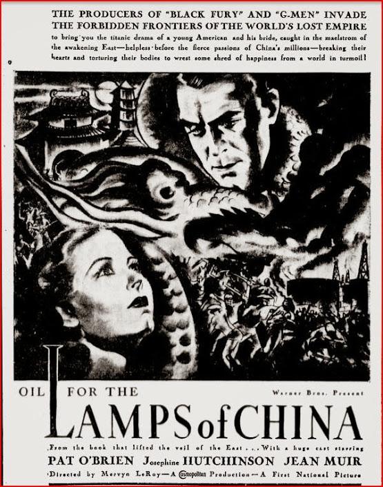 Oil for the Lamps of China (1935)