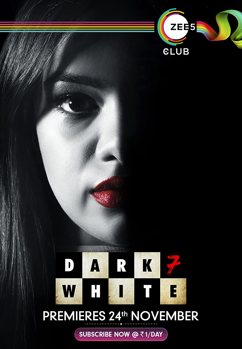 Dark 7 White (2020) Hindi Season 1 Complete HDRip 720p Download