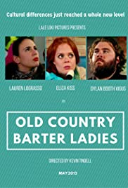 Old Country Barter Ladies Poster