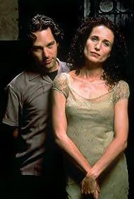 Andie MacDowell and Paul Rudd in Reaching Normal (2001)